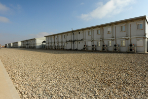 Accommodation at Camp Bastion - Armed Forces Lawyers Conveyancing can help you move away from this