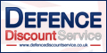 logo of the Defence Discount Service