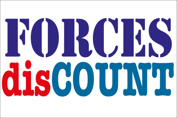 Armed Forces Lawyers and Bird and Co Solicitors are delighted to offer significant discounts on legal fees to members of HM Armed Forces, veterans and their families - this is our Defence Discount logo