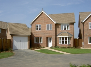 New build married service accommodation - armed forces lawyers conveyancing can help you move to this or something better